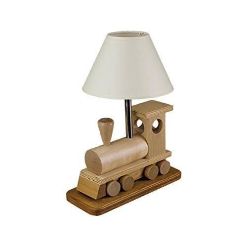 Abat jour, lampada da tavolo, como per cameretta locomotiva 410.40.02