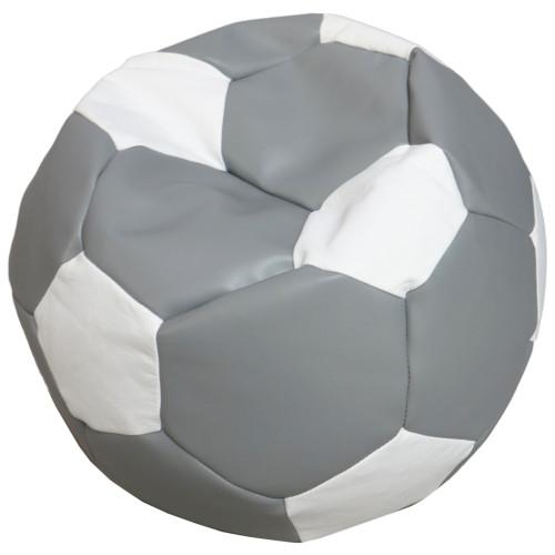 ItalPol Produkt Puff puf pouf pouff poltrona sacco in ecopelle simipelle. Pallone calcio.